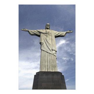 Suramérica el Brasil Río de Janeiro Cristo Impresiones Fotográficas