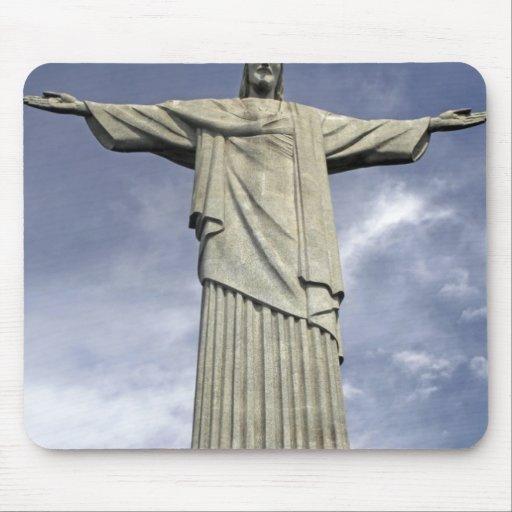 Suramérica, el Brasil, Río de Janeiro. Cristo Tapete De Raton