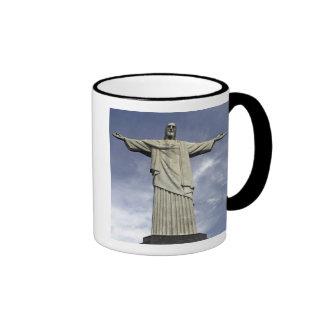 Suramérica, el Brasil, Río de Janeiro. Cristo Taza De Dos Colores