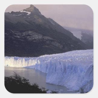 Suramérica, Patagonia, la Argentina Parque Pegatina Cuadrada
