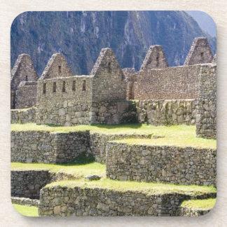 Suramérica - Perú Cantería en el inca perdido Posavasos
