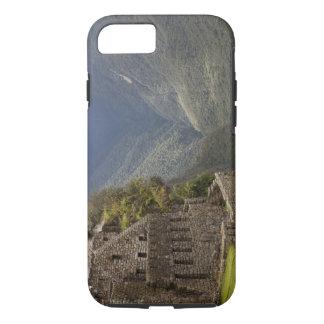 Suramérica, Perú, Machu Picchu. Ruinas de la Funda iPhone 7