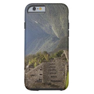 Suramérica, Perú, Machu Picchu. Ruinas de la Funda Resistente iPhone 6