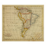 Suramérica Póster