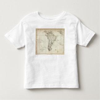 Suramérica y las islas adyacentes camisas