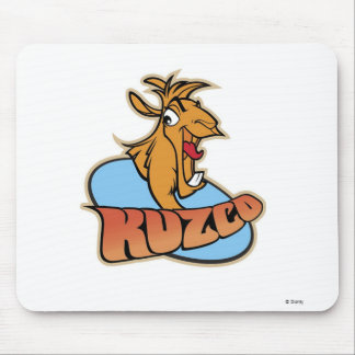 Surco Kuzco del emperador de Disney el nuevo Alfombrillas De Raton