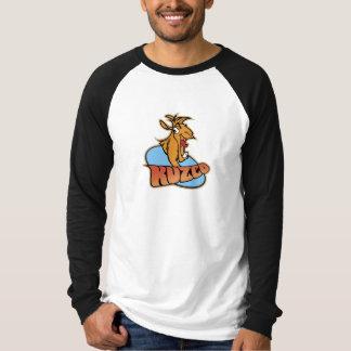 Surco Kuzco del emperador de Disney el nuevo Remera
