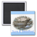 Sure & Steadfast 2 Inch Square Magnet