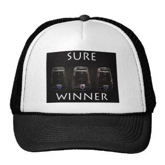 Sure winner trucker hat