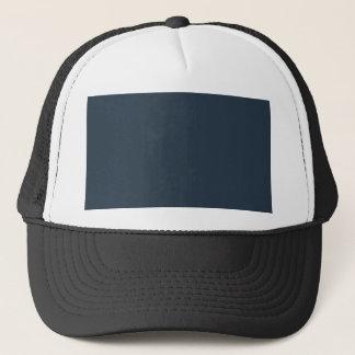 Surely Swanky Gray Color Trucker Hat