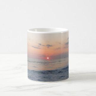 Surene Ocean Sunset Classic White Coffee Mug
