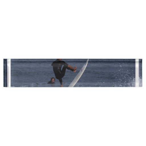 Surf Action Nameplates