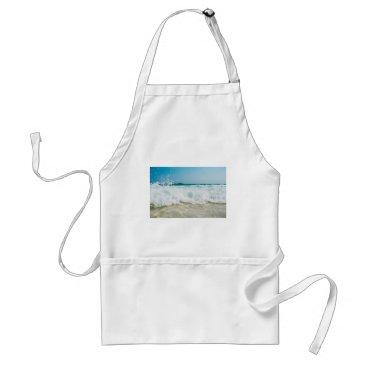 Beach Themed surf adult apron