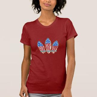 Surf America Ladies T-shirts