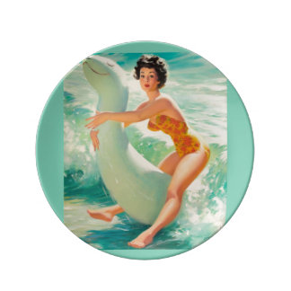 Surf and Fun Plate