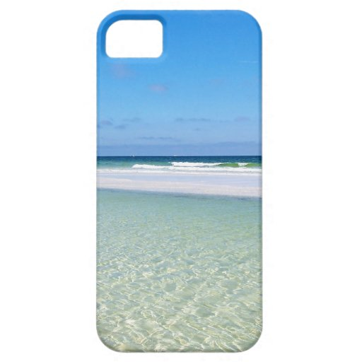 Surf and Sandbar iPhone 5 Cover