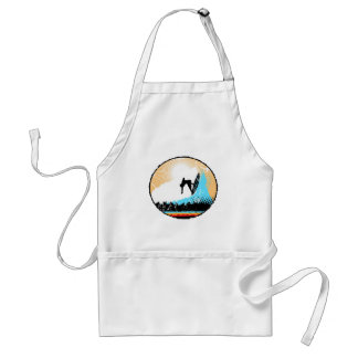 Surf Adult Apron