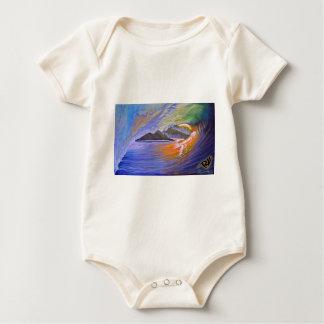 Surf Art Baby Bodysuit