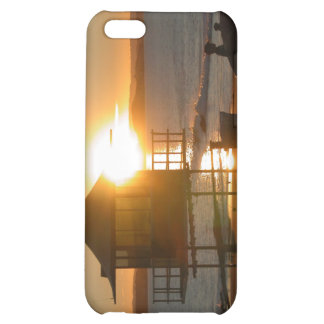Surf at Sunset iPhone 4 Case
