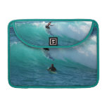 """Surf Background 13"""" MacBook Sleeve MacBook Pro Sleeve"""
