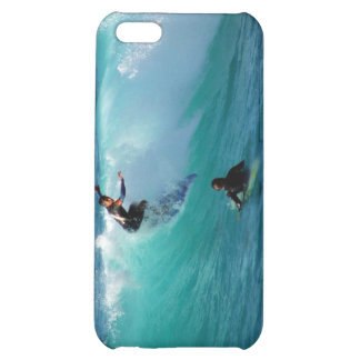 Surf Background iPhone 4 Case