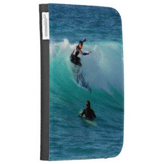 Surf Background Kindle Case