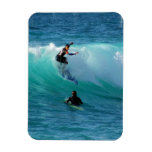 Surf Background Premium Magnet Vinyl Magnets