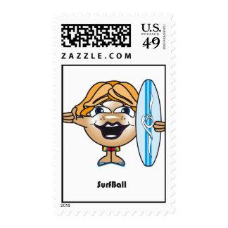 Surf Ball Postage