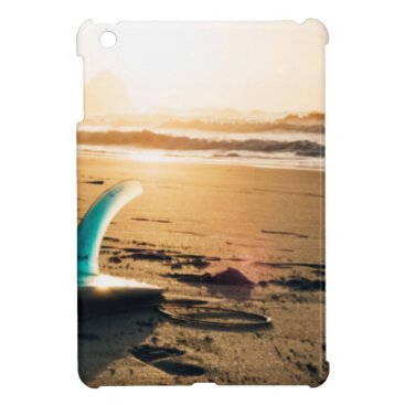 Beach Themed Surf board beach iPad mini cases