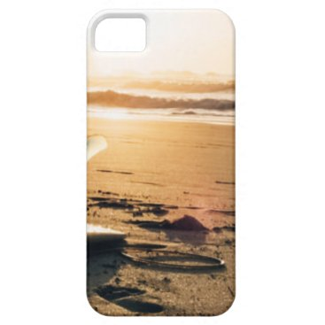 Beach Themed Surf board beach iPhone SE/5/5s case