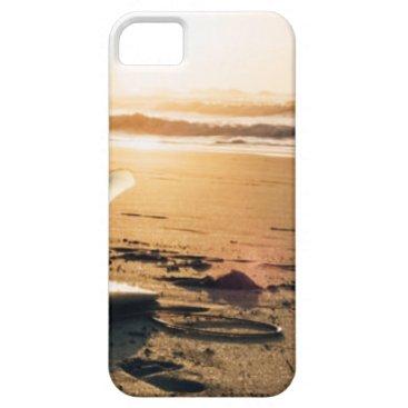 Surf board beach iPhone SE/5/5s case
