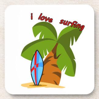 Surf Board Coaster