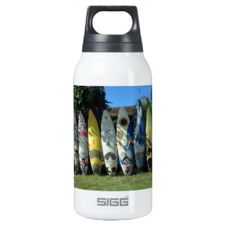 Surf Board Insulated Water Bottle