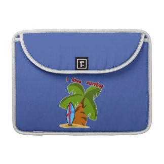Surf Board MacBook Sleeve