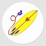 Surf Board Stickers