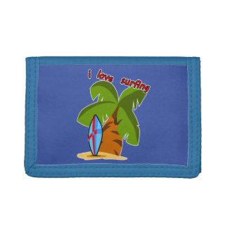 Surf Board Wallet