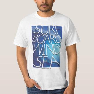 Surf Board Wind Sea T-Shirt