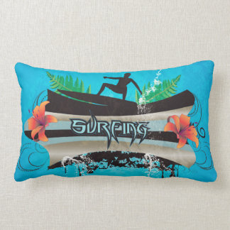 Surf boarder pillow