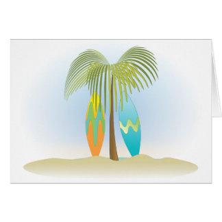 Surf Boards No.1 Card