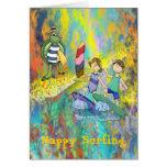 Surf Buddies Card