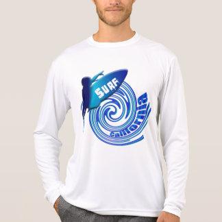 Surf California Californian surfers surfing gifts T-shirt