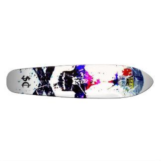 Surf Capone Suicide King Longboard Deck Skateboards