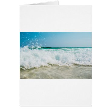 Beach Themed surf card