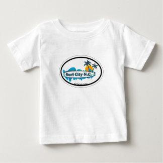 Surf City. Baby T-Shirt