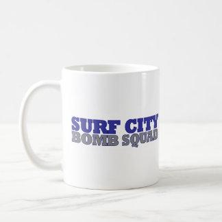 Surf City Bomb Squad Coffee Mug