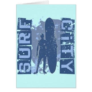 SURF CITY CARD