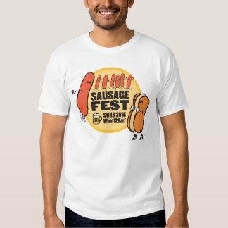 Surf City H3 - 2015 Wharf to Barf Men's Shirt