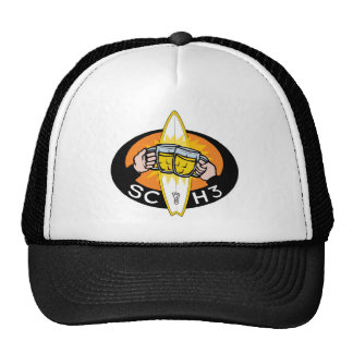 """Surf City H3 """"Beer Clink"""" Hat"""