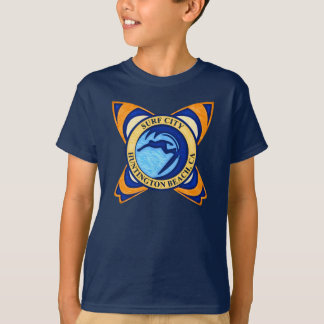 Surf City, Huntington Beach, CA T-Shirt
