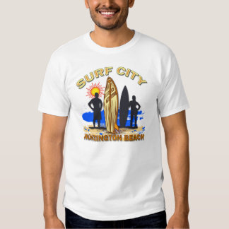 SURF CITY HUNTINGTON BEACH T-SHIRT